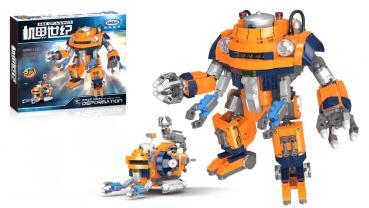 XingBao 2 in 1 Roboter XB-20003: Mechaniker Roboter - Gebraucht
