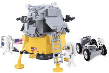 Cobi Smithsonian 21075: Apollo Mondlandefähre - Gebraucht