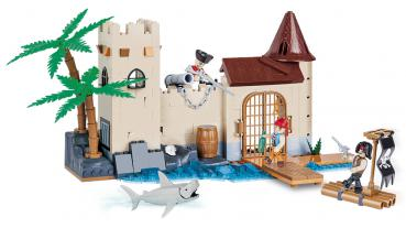 Cobi Pirates 6015: Festung / Fortress