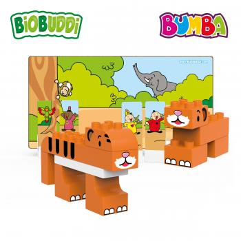 BiOBUDDi Bumba BB-0120: Bumba und die Tiger