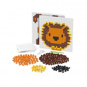 BiOBUDDi Pixel & Create BB-2015: Erweiterungsset - Löwe und Hund