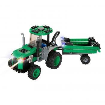 STAX Hybrid LS-30822: Traktor mit Anhänger