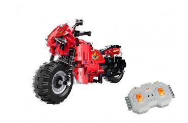 CaDA C51024W: Race Track Motorrad