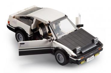 CaDA C61019W - 86 Super Car