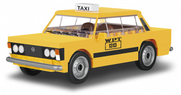 Cobi Youngtimer Collection 24547: FSO 125p Taxi - Gebraucht