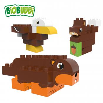 BioBUDDi Wildlife BB-0105: Wald / Forest
